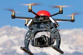 SURVDRON IL DRONE TOPOGRAFICO..PENSATO E CREATO DA CHI FA IL TUO LAVORO!